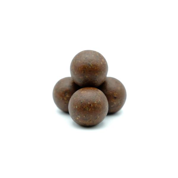 Schoko-Verbene Konfekt - erfrischend, süß, schokoladig - sehr lecker - bio, rohksot