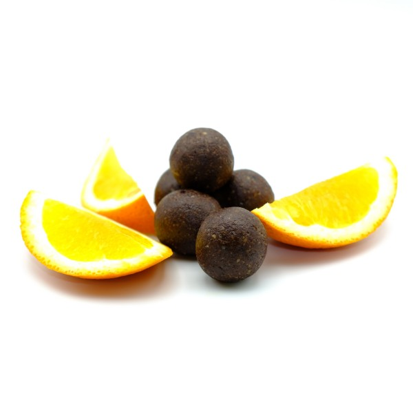 Schoko-Orange Kugel - ohne Zuckerzusatz ohne Zusatzstoffe