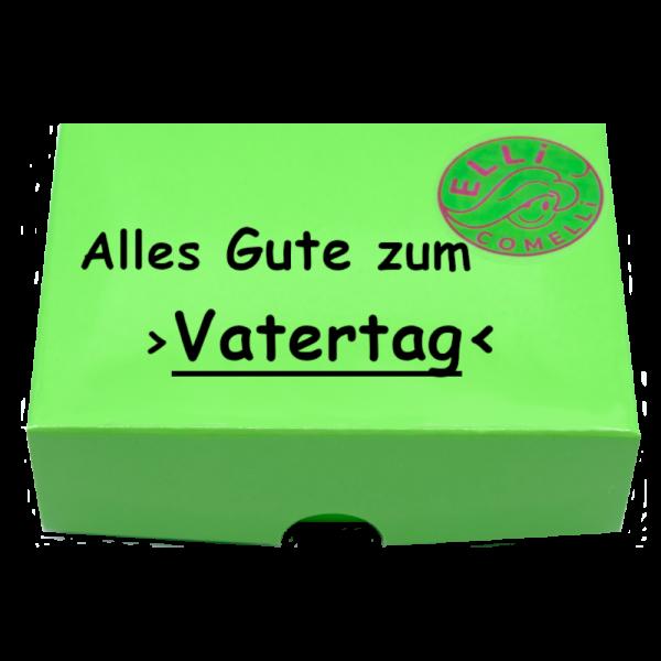Vatertag Geschenk - pikanter Wursterstatz - vegane Köstlichkeit