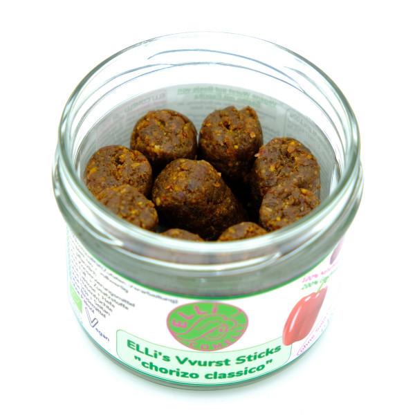 Pflanzliche Chorzio - würzig mit viel Paprika - ELLi COMELLi